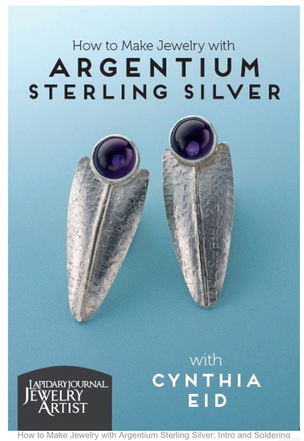 How to Make Jewelry with Argentium Sterling Silver